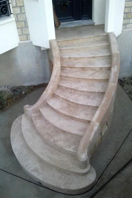 Escalier d'Issy