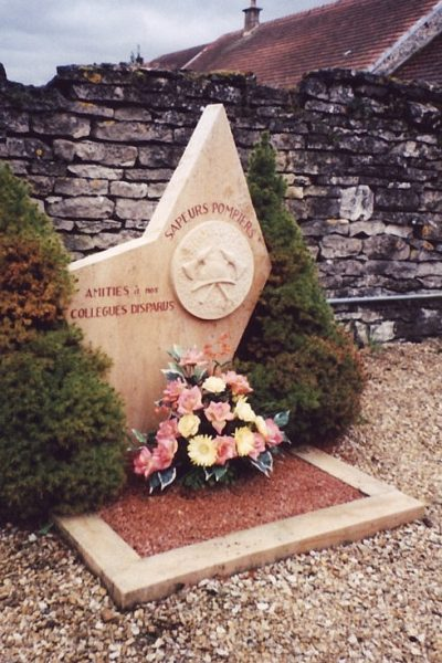 Monument des pompiers