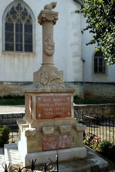 Monument aux morts Chambolle-Musigny