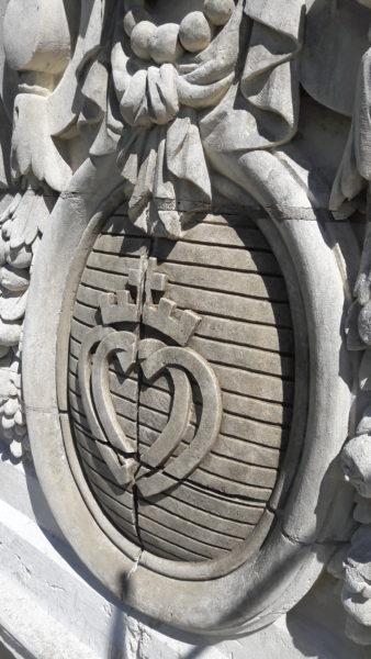 Blason du château de La Verpillère