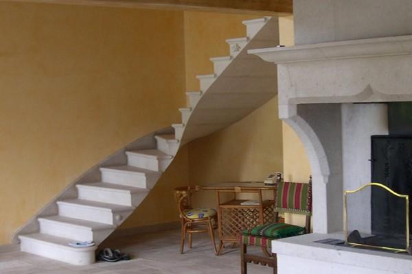 5 Escalier La Marcelline