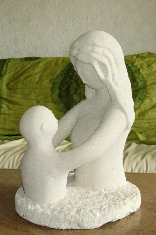 Sculpture Sylvime