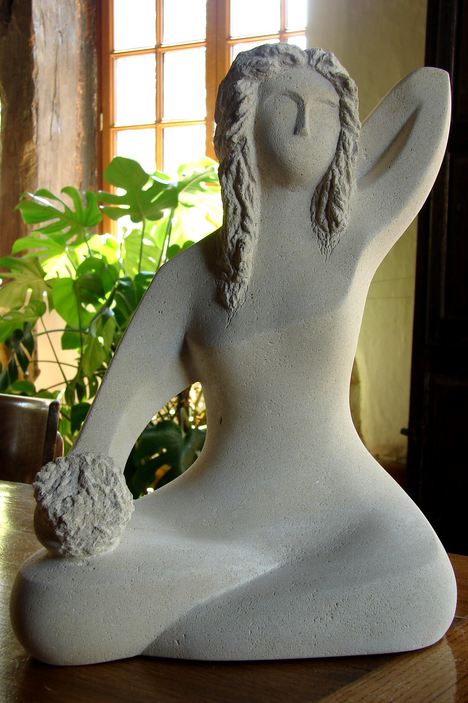 Sculpture Toilette