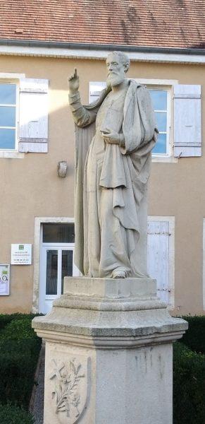 Main de St Pierre Fourrier